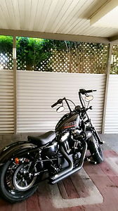 2015 Harley Davidson Forty Eight XL1200 Kidman Park Charles Sturt Area Preview