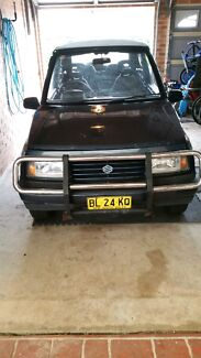 1991 Suzuki Vitara 3 Door Regentville Penrith Area Preview