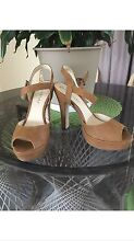 Tan sz 7 shoes Mudgeeraba Gold Coast South Preview