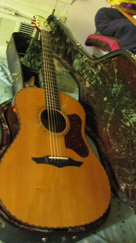Petros Acoustic guitar