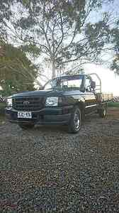 Ford courier turbo diesel Ute with very low kilometres Paskeville Copper Coast Preview