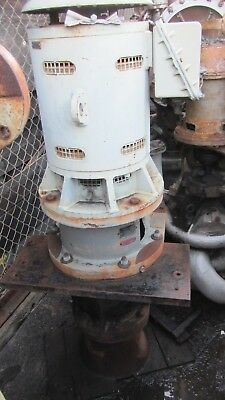 Delaval Sstg Lube Oil Sump Pump Type Tj-3ru-312 85gpm120psig875rpm150600ssu