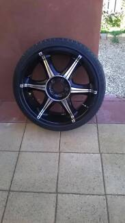 Holden Commodore 20 inch ve or ford mags Waikerie Loxton Waikerie Preview