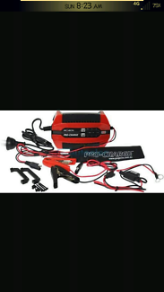 Projecta procharge 6 stage battery charger