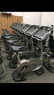 Technogym Excite 700 Commercial Upright (Brand new $8000)