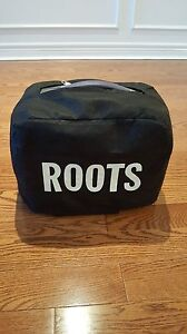 ROOTS SMALL HARD SHELL LUGGAGE