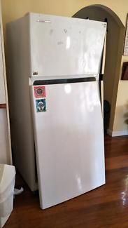 Fridge freezer 517L - works but door broken