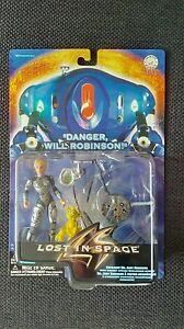 Judy Robinson action figure and Making of Lost in Space Book