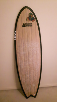 5.5ft surfboard