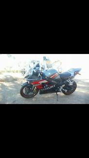 Gsxr 750 2005