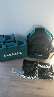 LIMITED EDITION Makita backpack + more  Nerang Gold Coast West Preview