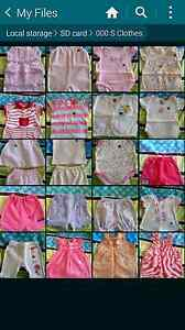 Size 000 Summer Baby Clothes For Sale Yamanto Ipswich City Preview