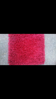 Shaggy carpet for sale.