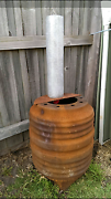 Fire pit / Rustic brake drum fire pit. Blind Bight Casey Area Preview