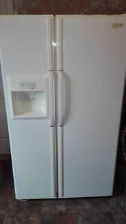 Side to side large fridge for sale