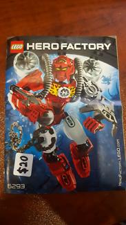 Hero Factory lego