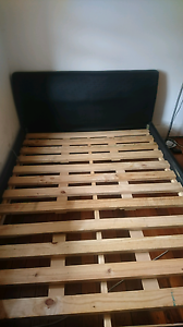 Queen size bed for sale Rozelle Leichhardt Area Preview