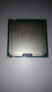 E7200 CPU 2.5 ghz core 2 Duo