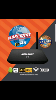 WORLDMAX TV