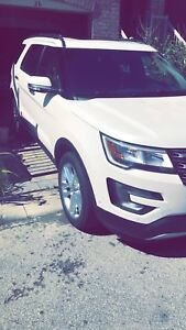2017 ford Explorer Limited lease takeover