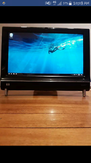 Wanted: HP all in one PC (TOUCH SCREEN)
