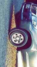 Hilux wheels toyota Hamley Bridge Wakefield Area Preview