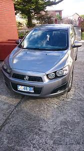 2012 Holden Barina Hatchback Hobart CBD Hobart City Preview
