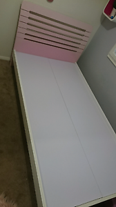 King single bed with trundle Blacktown Blacktown Area Preview