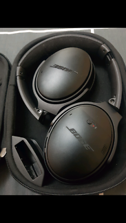 Bose QC35 bluetooth noise cancelling