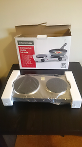 Hotplate stainless steel Deakin South Canberra Preview