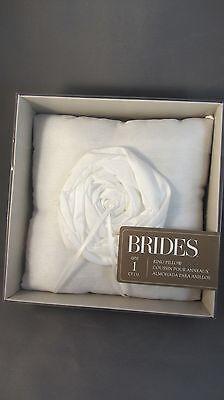 BRAND NEW BRIDES RING BEARER'S PILLOW - Make Ring Bearer Pillow