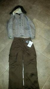 Firefly snowboard jacket and pants