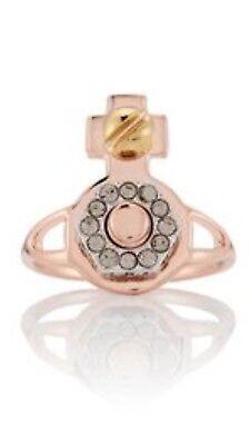 Vivienne Westwood Pink Jolene Ring