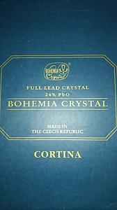 7pcs Bohemia crystal whiskey set Kogarah Rockdale Area Preview