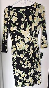 Ralph Lauren size 4 floral dress