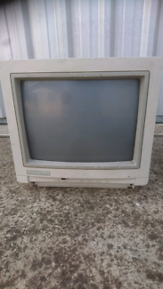 Commodore 1084S-P1 vintage monitor