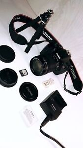 Canon EOS Rebel T4i with EF-S 18-135mm f/3.5 5.6 IS STM Kit