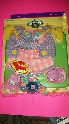 CABBAGE PATCH KIDS clown outfit   DOLL CLOTHES,  w/shoes PACKAGED 00