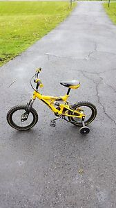 Boys Bicycle with Training Wheels