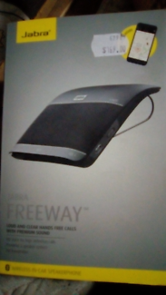 Jabra Freeway Wireless Speakerphone