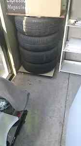 Mercedes rims and tyres Moorebank Liverpool Area Preview