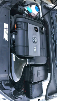 Apr carbonio intake box to suit tsi and fsi golfs