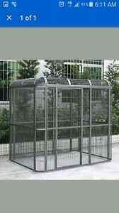 Walk in bird aviary cage Kings Park Brimbank Area Preview
