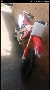 2002 crf450 just had top end done  Narellan Camden Area Preview
