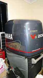 2010 200hp Yamaha Saltwater Series ii Cowling Launceston Launceston Area Preview