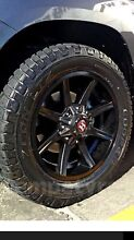 Mag wheels 200 Land cruiser WANTED Carramar Wanneroo Area Preview