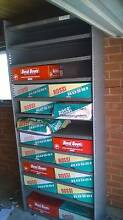 4 to 7 Commercial  / Light Duty Shelving  units and parts boxes Aldgate Adelaide Hills Preview