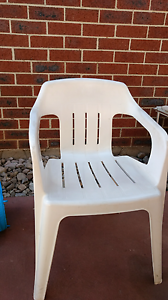 Wanted white chair Altona Meadows Hobsons Bay Area Preview