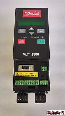 danfoss vfd vlt 2800 manual