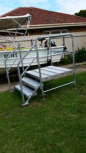 Inspection stand/entrance steps Kurralta Park West Torrens Area Preview